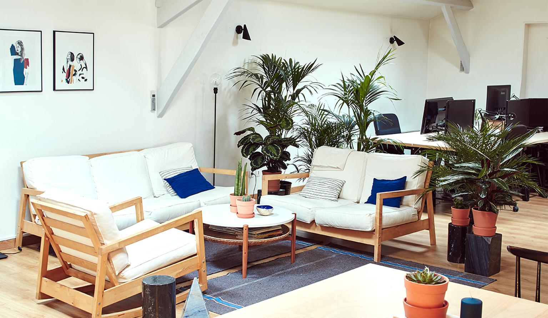 Bureau / office de Bonhomme